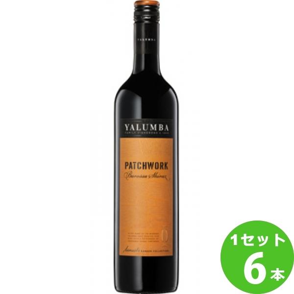 [ママ割5倍]サントリー ヤルンバ パッチワーク シラーズ 赤ワイン 750ml×6本(個) ワイン