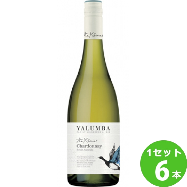 [ママ割5倍]サントリー ヤルンバ ワイ シリーズ シャルドネ 白ワイン 750ml×6本(個) ワイン