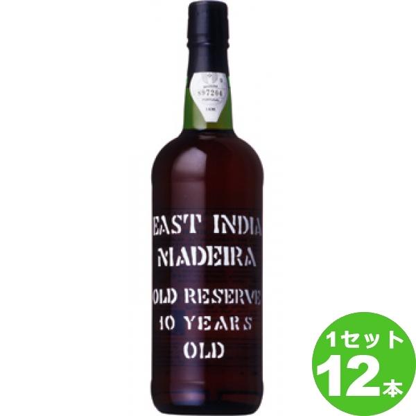 サントリー イーストインディア マデイラ 10年 750ml ×12本 ワイン