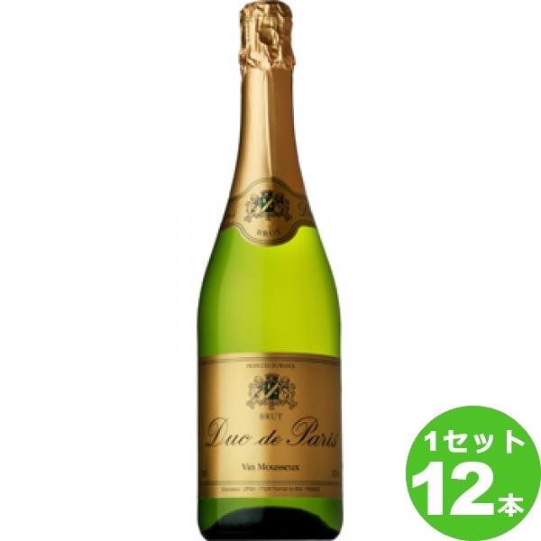 サントリー デユツク ド パリ ブリユツト 750ml ×12本 ワイン