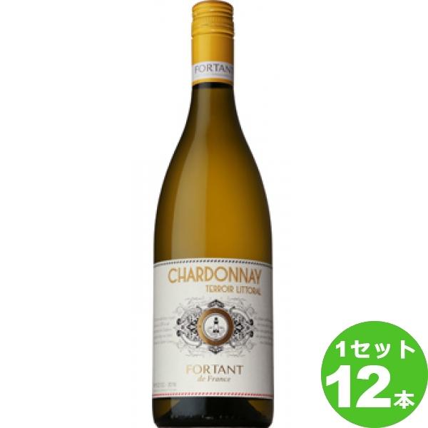 サントリー フォルタン リトラル シャルドネ 白ワイン 750ml×12本 ワイン【送料無料※一部地域は除く】【取り寄せ品 メーカー在庫次第となります】