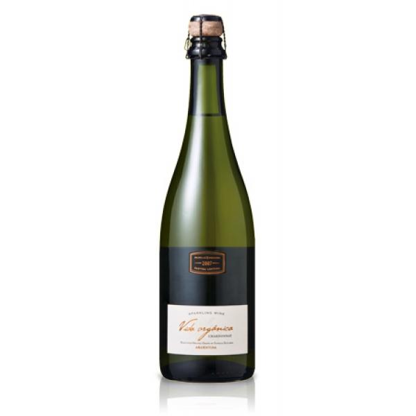 人気ブレゼント 6本まで同一送料 ファミリア ズッカルディ ヴィダ オーガニカ スパークリング 白ワイン 750ml アルゼンチン ×1本 日本メーカー新品 ワイン ブリュット