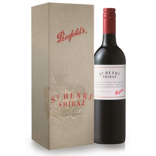ペンフォールズセント・アンリ・シラーズボックス入りSt.HenriShirazwithBOX定番 750 ml ×1本 オーストラリア  ワイン【取り寄せ品 メーカー在庫次第となります】