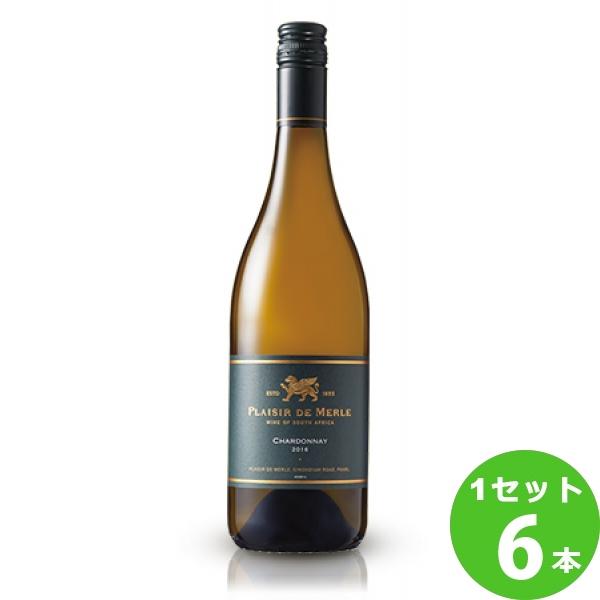 ディステルプレジール・ド・メールシャルドネPlaisirdeMerleChardonnay定番 750 ml ×6本 南アフリカ  サッポロビール ワイン【送料無料※一部地域は除く】【取り寄せ品 メーカー在庫次第となります】