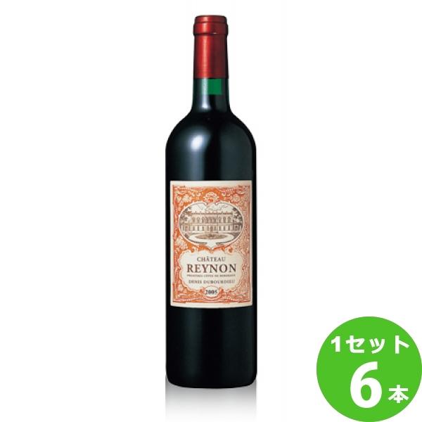 [ママ割5倍]シャトー・レイノンシャトー・レイノン〈赤〉Ch. Reynon Rouge 750 ml ×6本 フランス ボルドー サッポロビール