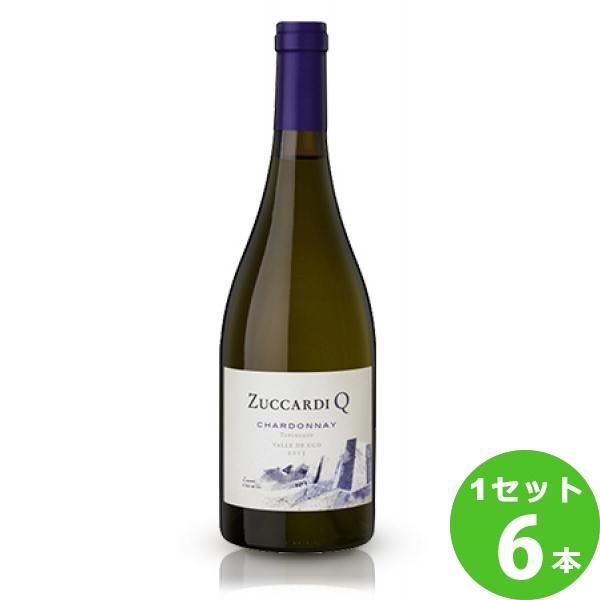 ファミリア・ズッカルディズッカルディ・キュウ シャルドネZuccardi Q Chardonnay 750 ml ×6本 アルゼンチン  サッポロビール※送料無料 の判別は下記【すべての配送方法と送料を見る】でご確認できます