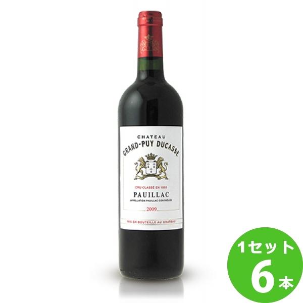 サッポロ シャトー・グラン・ピュイ・デュカスシャトー・グラン・ピュイ・デュカスCh.Grand-PuyDucasse定番 赤ワイン フランス ボルドー750 ml×6本(個) ワイン※送料無料 の判別は下記【すべての配送方法と送料を見る】でご確認できます