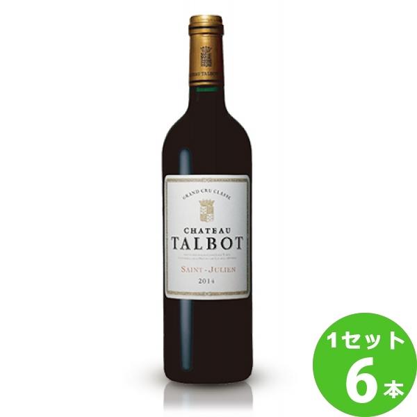 [ママ割5倍]サッポロ シャトー・タルボーシャトー・タルボーCh.Talbot定番 赤ワイン フランス ボルドー750 ml×6本(個) ワイン※送料無料 の判別は下記【すべての配送方法と送料を見る】でご確認できます