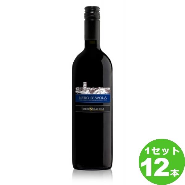 トッレ・サラチェーナネロ・ダヴォラNerod'Avola 750 ml ×12本 イタリア  サッポロビール※送料無料 の判別は下記【すべての配送方法と送料を見る】でご確認できます