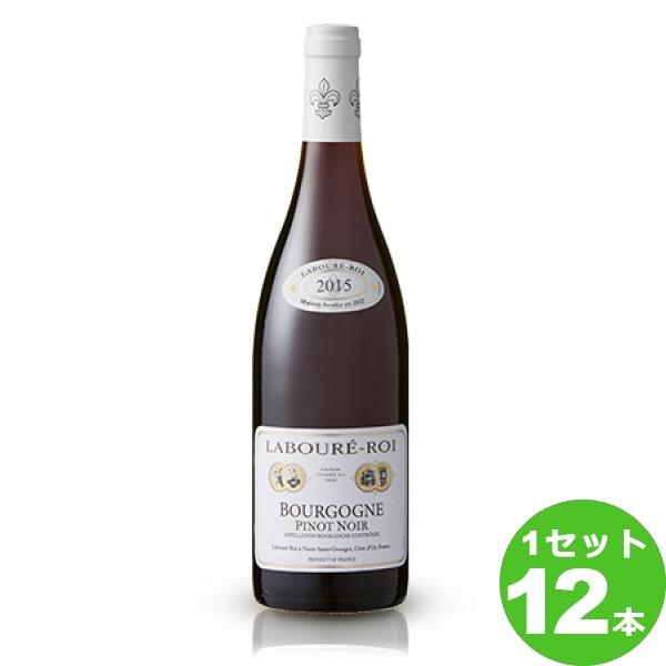 [ママ割5倍]ラブレ・ロワブルゴーニュ・ピノ・ノワールBourgogne Pinot Noir 750 ml ×12本 フランス ブルゴーニュ サッポロビール