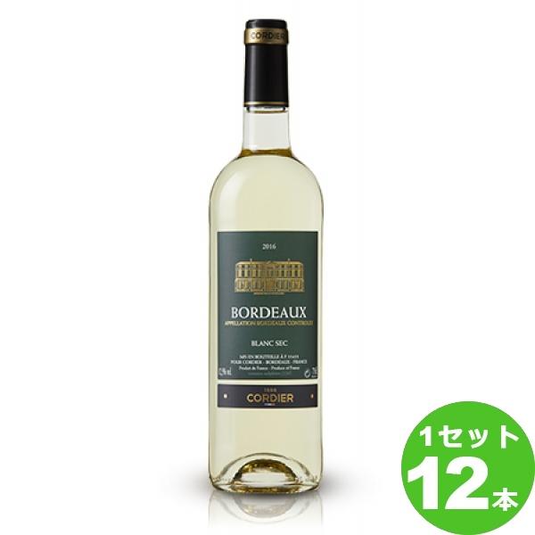 コーディアボルドー・セックBordeauxSec定番 750 ml ×12本 フランス ボルドー サッポロビール ワイン【送料無料※一部地域は除く】【取り寄せ品 メーカー在庫次第となります】