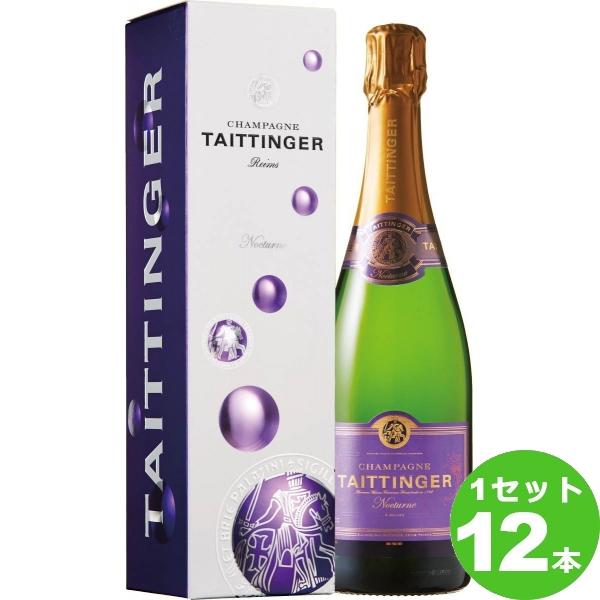 [ママ割5倍]サッポロ テタンジェノクターンNocturne 白ワイン フランス750 ml×12本(個)