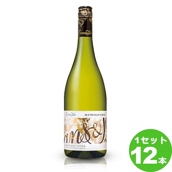 [ママ割5倍]エヴァンズ・アンド・テイトマーガレット・リバー・シャルドネMargaret River Chardonnay 750 ml ×12本 オーストラリア  サッポロビール