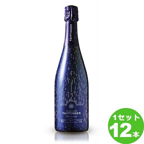 [ママ割5倍]サッポロ テタンジェノクターンスリーヴァ-NocturneSleever 白ワイン フランス750 ml×12本(個)