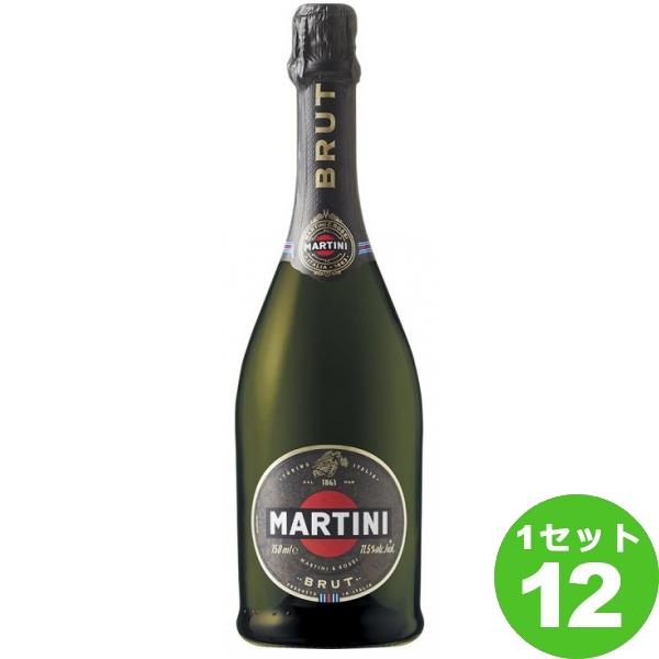 サッポロ マルティーニブリュット スパークリングワイン イタリア750ml×12本(個) ワイン