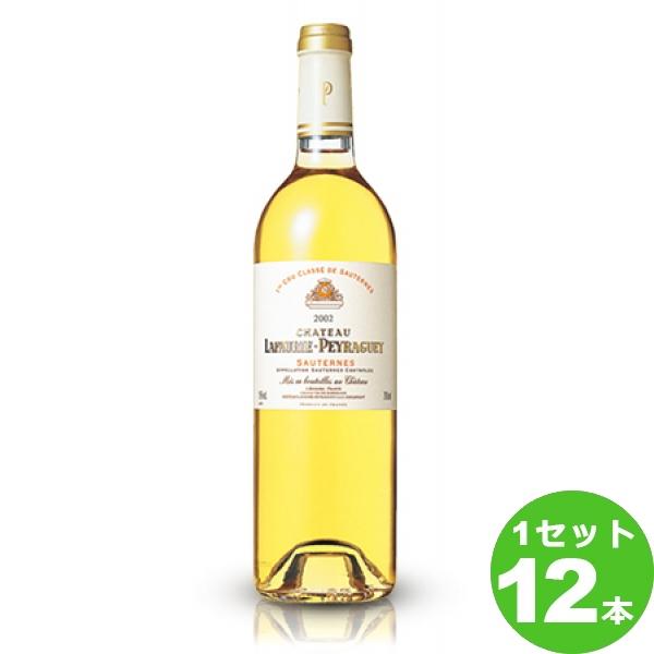サッポロ シャトー・ラフォリー・ペラギーシャトー・ラフォリー・ペラギーCh.LafauriePeyraguey定番 白ワイン フランス ボルドー750 ml×12本(個) ワイン