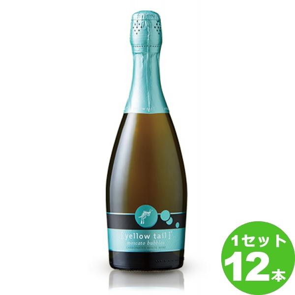 イエローテイルモスカートバブルス白750ml×12本(個)サッポロビール[ワイン]※送料無料 の判別は下記【すべての配送方法と送料を見る】でご確認できます