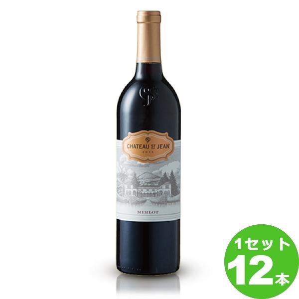 シャトー・セント・ジーンカリフォルニア・メルローCaliforniaMerlot定番 750 ml ×12本 アメリカ  サッポロビール ワイン【送料無料※一部地域は除く】【取り寄せ品 メーカー在庫次第となります】
