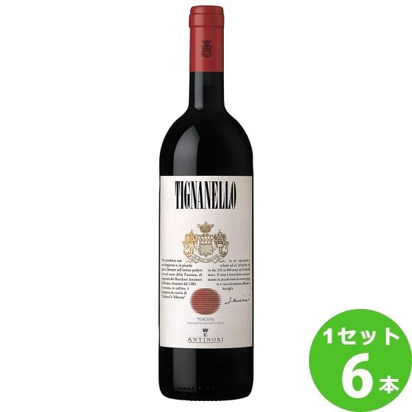 エノテカ アンティノリ ティニャネロ  赤ワイン イタリア/トスカーナ750ml×6本(個) ワイン※送料無料 の判別は下記【すべての配送方法と送料を見る】でご確認できます