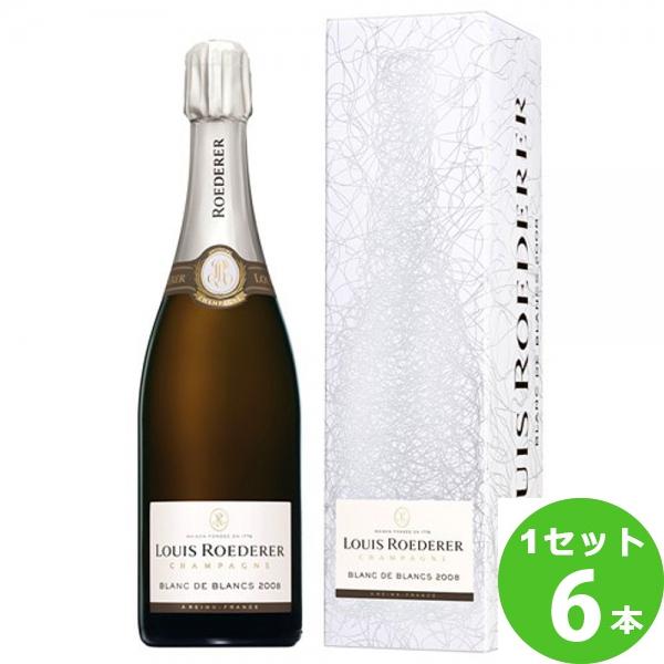 エノテカ ルイ・ロデレール・ブラン・ド・ブラン スパークリングワイン フランス/シャンパーニュ 750ml ×6本(個)※