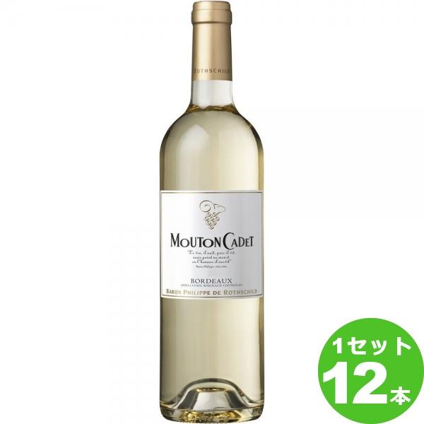 エノテカ ムートン・カデブラン 白ワイン フランス/ボルドー 750ml ×12本(個)※送料無料 の判別は下記【すべての配送方法と送料を見る】でご確認できます