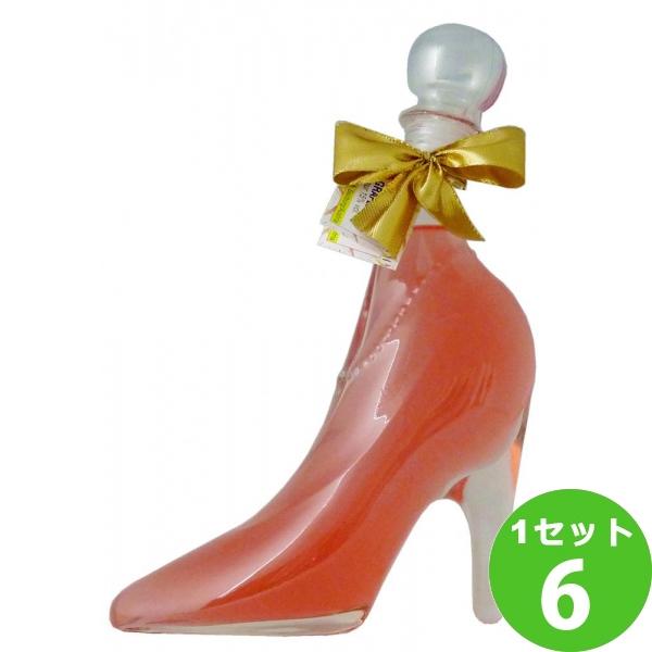 シンデレラシュー ガラスの靴 ピンク グレープフルーツCINDERELLA'S SHOE PINK GRAPEFRUIT LIQUEUR アグリ 350ml ×6本 オーストリア/ザルツブルグ アグリ※送料無料 の判別は下記【すべての配送方法と送料を見る】でご確認できます