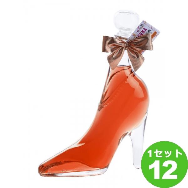 【200円クーポン&ママ割5倍】シンデレラシュー ガラスの靴 ブラッドオレンジCINDERELLA'S SHOE BLOOD ORANGE LIQUEUR アグリ 350ml ×12本 オーストリア/ザルツブルグ アグリ※
