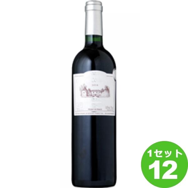 モトックス ChateauCouronneauRougeシャトー・クロノー赤定番 赤ワイン フランス/ボルドー750ml×12本(個) ワイン【送料無料※一部地域は除く】【取り寄せ品 メーカー在庫次第となります】