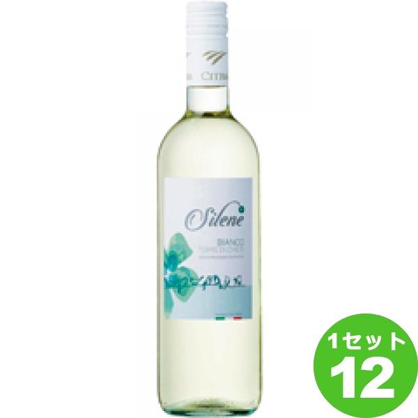 SileneBiancoシレーネビアンコ 750ml ×12本 イタリア/アブルッツォ モトックス ワイン【送料無料※一部地域は除く】【取り寄せ品 メーカー在庫次第となります】