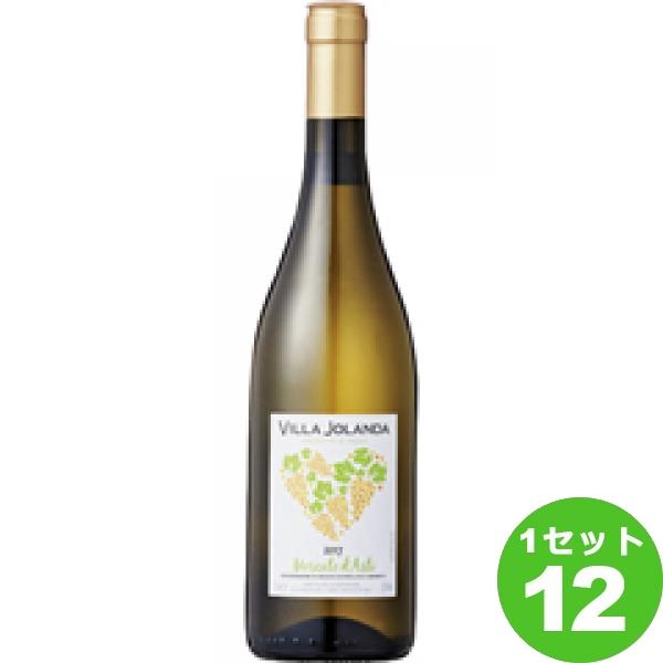 Vil La Jo La ndaMoscatoD スパークリングワイン イタリア/ピエモンテ/アスティ/ 750ml ×12本(個) ワイン【送料無料※一部地域は除く】