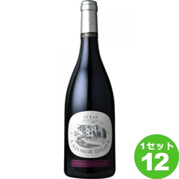 モトックス LaForgeEstateSyrahラ・フォルジュ・エステイトシラー定番 赤ワイン フランス/ラングドック&ルーシヨン750ml×12本(個) ワイン【送料無料※一部地域は除く】【取り寄せ品 メーカー在庫次第となります】