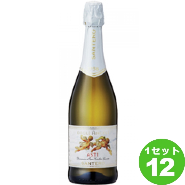 AstiDegliAngeli天使のアスティ 750ml ×12本 イタリア/ピエモンテ/アスティ/ モトックス ワイン【送料無料※一部地域は除く】【取り寄せ品 メーカー在庫次第となります】
