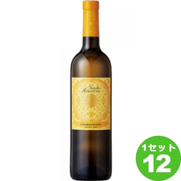 Chardonnayフェウド アランチョシャルドネ 750ml ×12本 イタリア/シチーリア ワイン【送料無料※一部地域は除く】