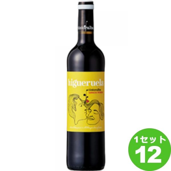 Higuerue La Tintoイゲルエラ赤 750ml ×12本 スペイン/カスティーリャ ラ マンチャ ワイン【送料無料※一部地域は除く】
