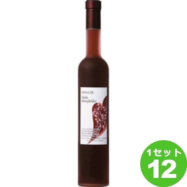 AmalieNaheDornfelderQ.b.A.アマリエナーエドルンフェルダーQ.b.A. 500ml ×12本 ドイツ/ナーエ モトックス ワイン【送料無料※一部地域は除く】【取り寄せ品 メーカー在庫次第となります】