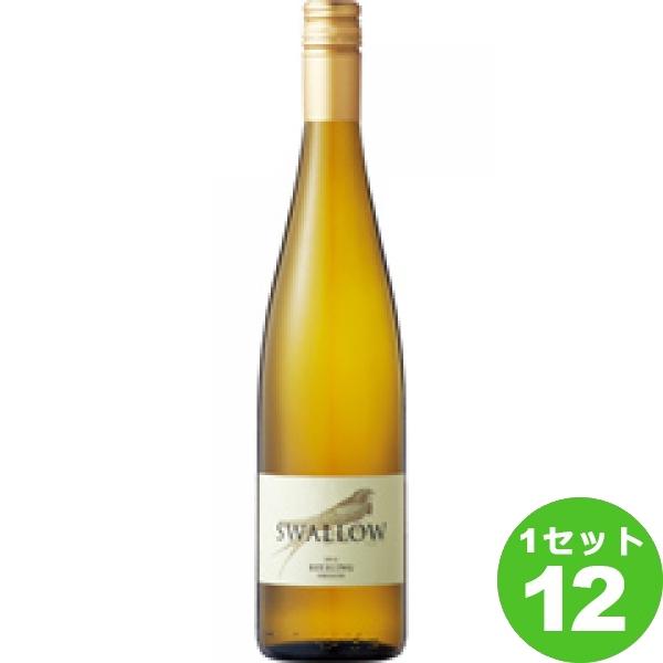SwallowRieslingスワローリースリング 750ml ×12本 アメリカ/オレゴン ワイン【送料無料※一部地域は除く】