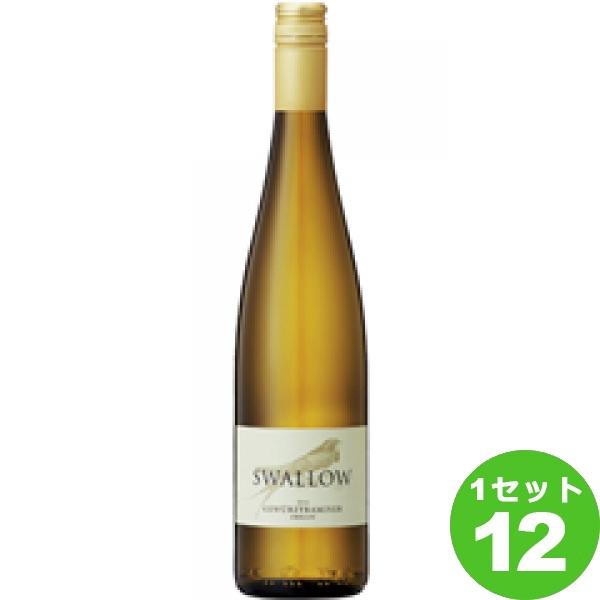 SwallowGewurztraminerスワローゲヴュルツトラミネール 750ml ×12本 アメリカ/オレゴン ワイン【送料無料※一部地域は除く】