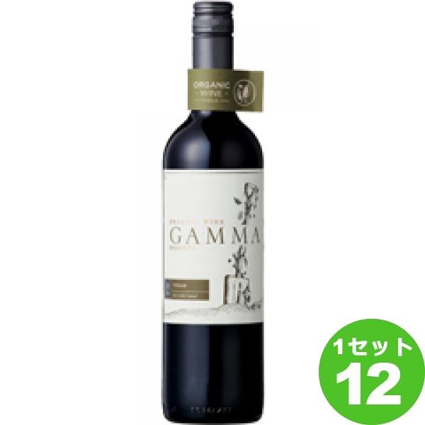 GammaOrganicSyrahReservaガンマオーガニックシラーレセルバ 750ml ×12本 チリ/セントラル ヴァレー ワイン【送料無料※一部地域は除く】