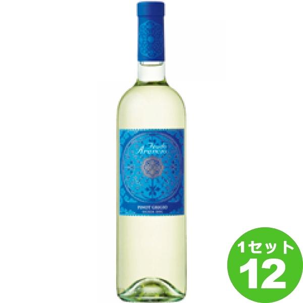 PinotGrigioフェウド・アランチョピノ・グリージョ 750ml ×12本 イタリア/シチーリア モトックス ワイン【送料無料※一部地域は除く】【取り寄せ品 メーカー在庫次第となります】