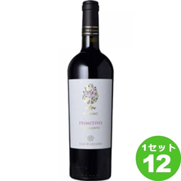 IlPumoPrimitivoイル・プーモ プリミティーヴォ 750ml ×12本 イタリア/プーリア/サレント/ モトックス ワイン【送料無料※一部地域は除く】【取り寄せ品 メーカー在庫次第となります】