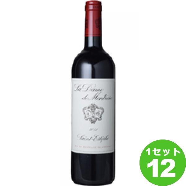 LaDamedeMontroseラ・ダム・ド・モンローズ 750ml ×12本 フランス/ボルドー/オー・メドック/サン・テステフ モトックス ワイン