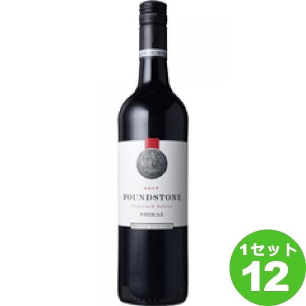 FoundStoneShirazファウンド ストーンシラーズ 750ml ×12本 オーストラリア/サウス オーストラリア/サウス イースタン オーストラリア/ ワイン【送料無料※一部地域は除く】