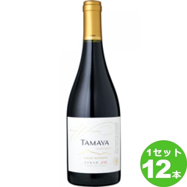 [ママ割5倍]モトックス Winemaker'sGranReservaSyrahワインメーカーズグラン・レセルバシラー 750ml ×12本 チリ/コキンボ/リマリ・ヴァレー/