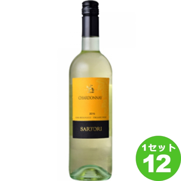 ChardonnayOrganicシャルドネオーガニック 750ml ×12本 イタリア/ヴェネト/ソアーヴェ/ モトックス ワイン