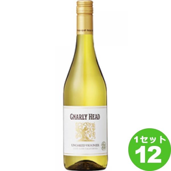GnarlyHeadViognierナーリー ヘッドヴィオニエ 750ml ×12本 アメリカ/カリフォルニア ワイン【送料無料※一部地域は除く】