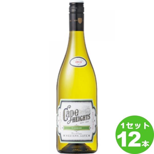 CapeHeightsViognierケープ ハイツヴィオニエ 750ml ×12本 南アフリカ/ウエスタン ケープ ワイン【送料無料※一部地域は除く】