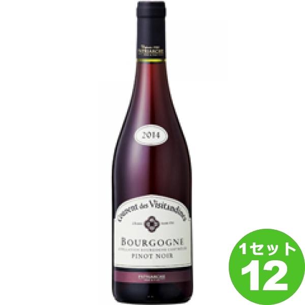 BourgognePinotNoirブルゴーニュ ピノノワール 赤ワイン フランス/ブルゴーニュ 750ml ×12本(個) ワイン【送料無料※一部地域は除く】