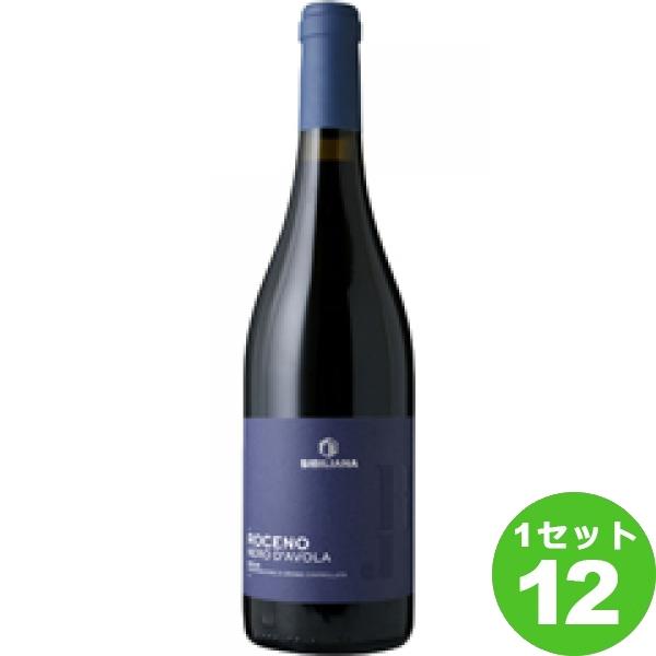 RocenoNerod'Avo La SiciliaD.O.C.ロチェーノネロ ダーヴォラ 750ml ×12本 イタリア/シチーリア ワイン【送料無料※一部地域は除く】