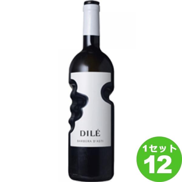 DileBarberaD'AstiOakAgedディーレバルベーラ ダスティオーク樽熟成 750ml ×12本 イタリア/ピエモンテ/バルベーラ ダスティ/ ワイン【送料無料※一部地域は除く】