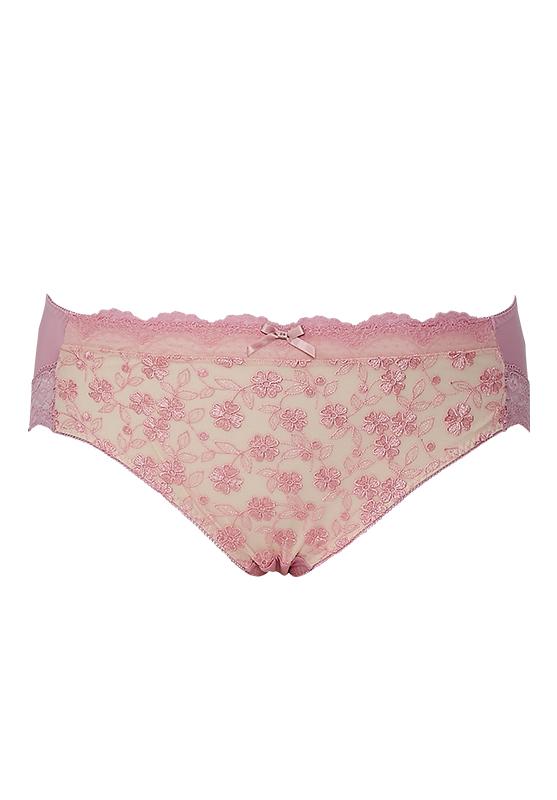 ブラジャーとお揃いのセットショーツ グラマープリンセス しっかりホールド 超特価 ピンク 美胸キーパーペアショーツ 18%OFF ブラック